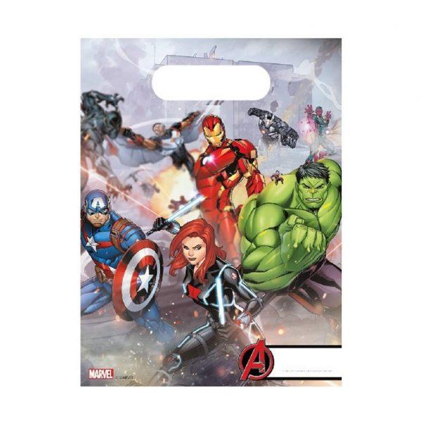 Avengers Sacos presentes