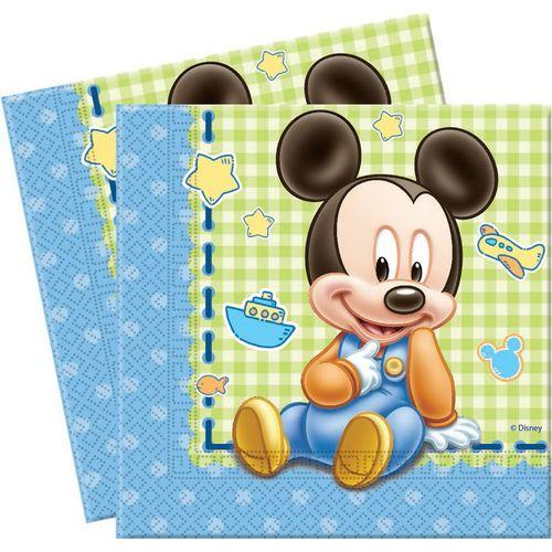Guardanapo Mickey Baby