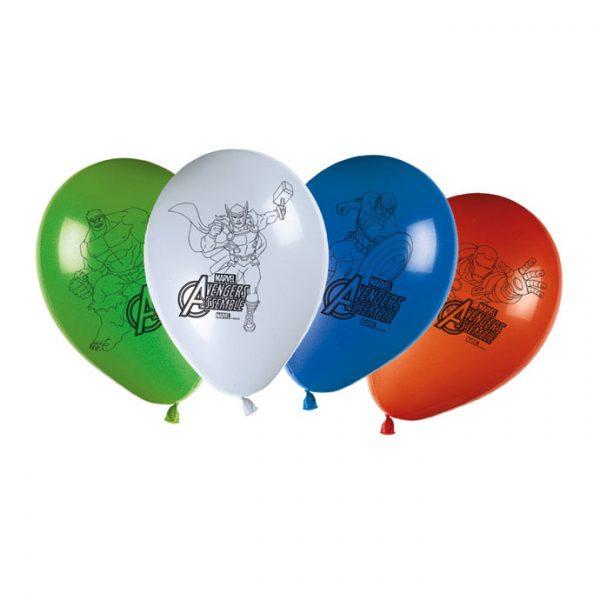 baloes avengers