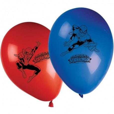baloes latex spiderman 003