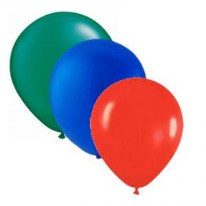 Balões Cor Pastel Lisos