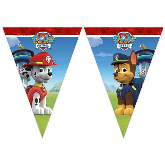 banner paw patrol 5
