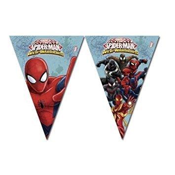 banner spider man 5