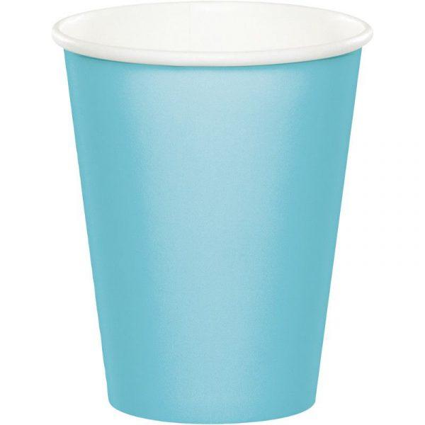copo azul bebe