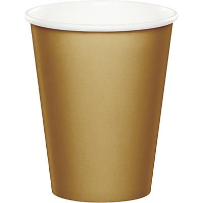 copo ouro