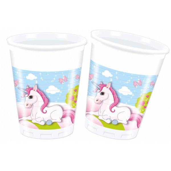 copos unicornio