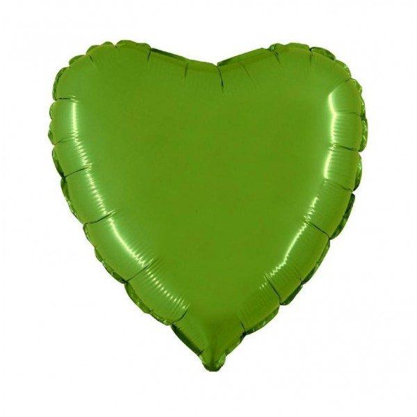 coracao verde