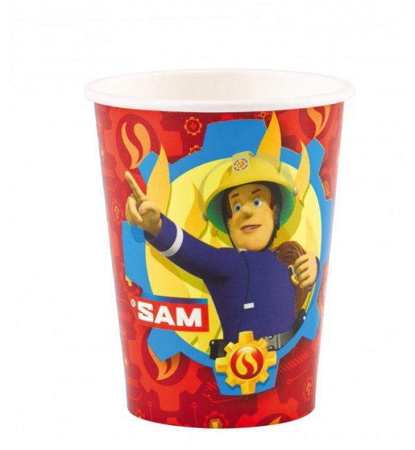 cups of sam the fireman