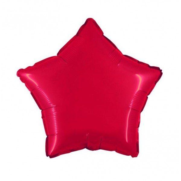 estrela vermelho