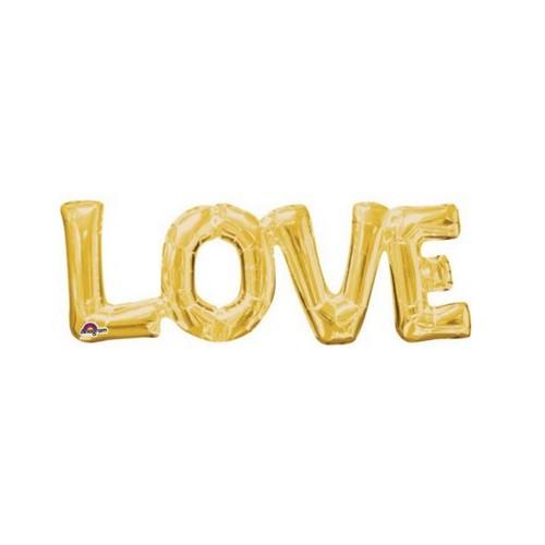 foil party happy love