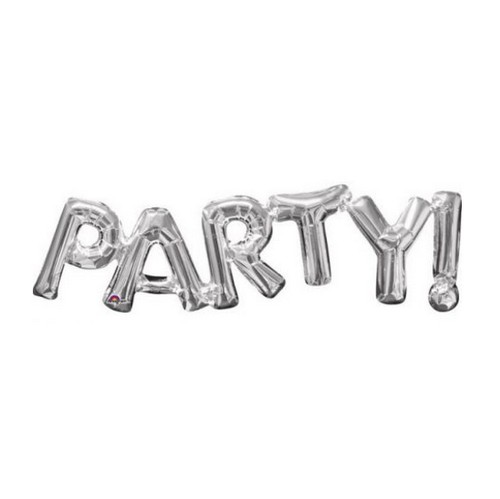foil party happy love 4