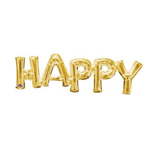 foil party happy love 6