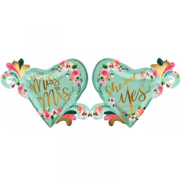 foil from miss to mrs