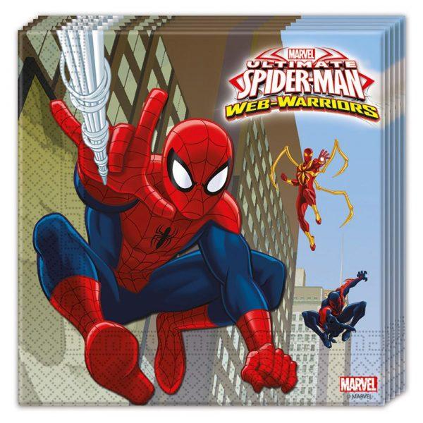 guardanapo homem aranha 2