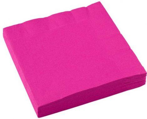guardanapos rosa