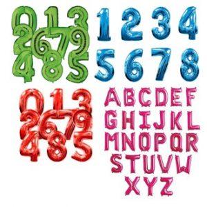 Numeros e letras