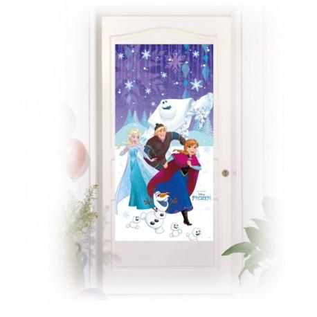 poster porta frozen 1