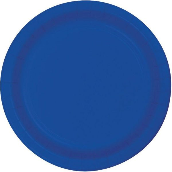 pratos azul