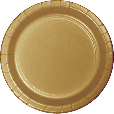pratos ouro