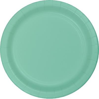pratos verde agua