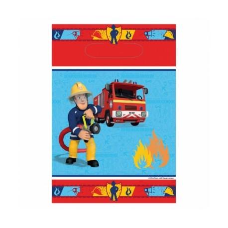 saco bombeiro sam