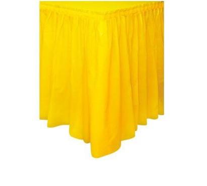 saia amarelo torrado