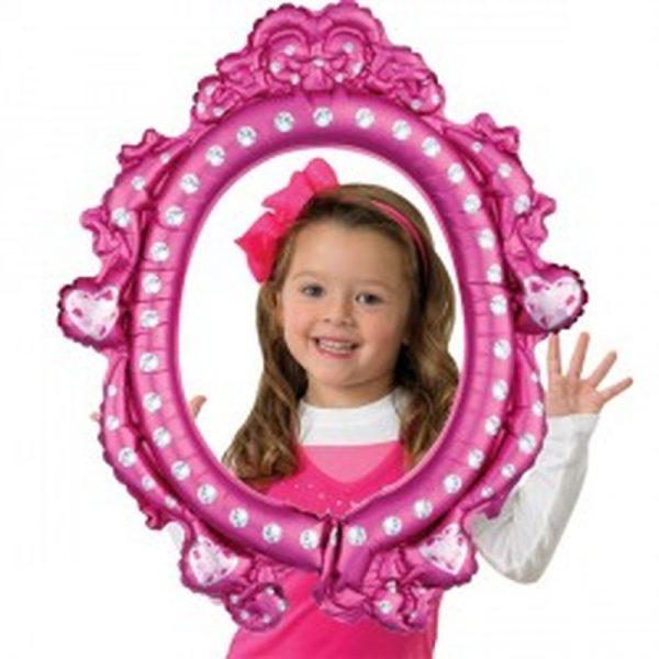 selfie foil disney princesa