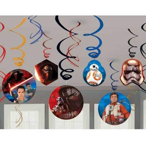 star wars decor swirl