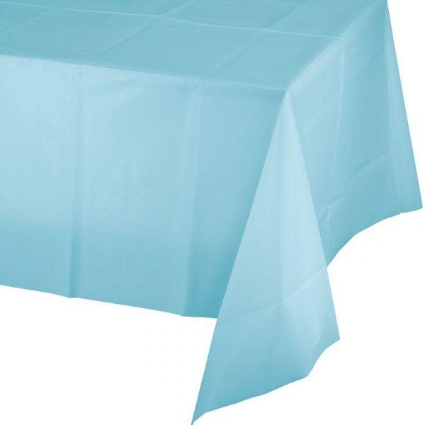 toalha azul bebe