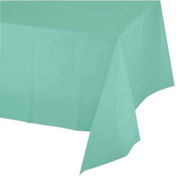 toalha verde agua