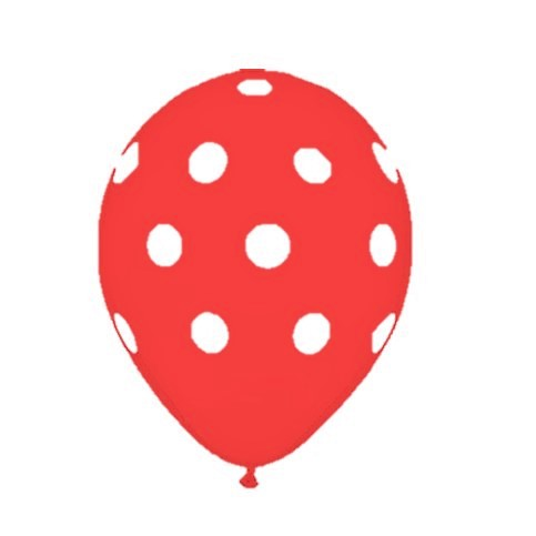vermelho dots