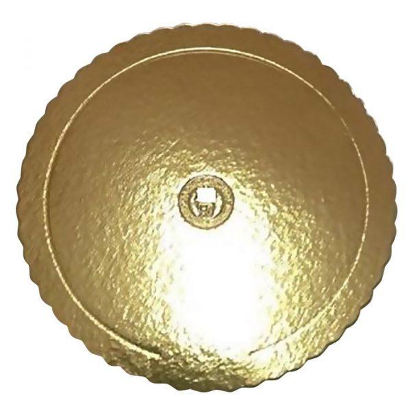 base dourada