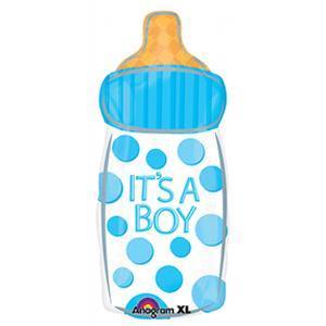balao foil its a boy biberao