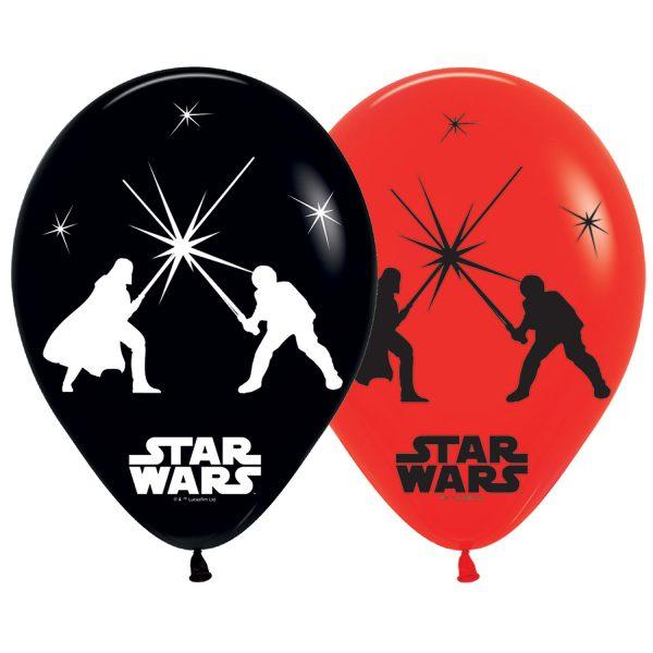 baloes led star wars