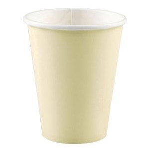 copo papel baunilha