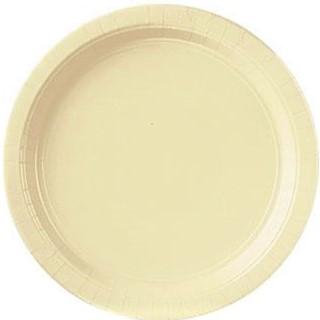 pratos baunilha