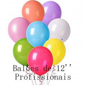 Balões de 30.5cm (12 polegadas)