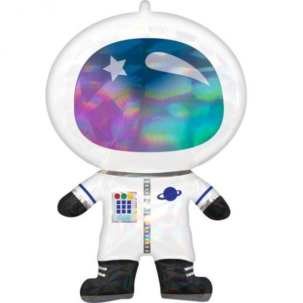 4119601 folienballon astronaut 1