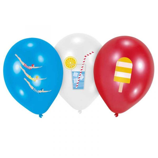 Luftballon Sommer Party