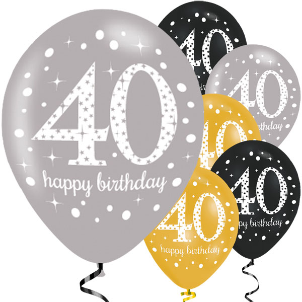 baloes 40 anos