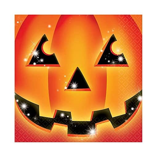 guardanapos halloween