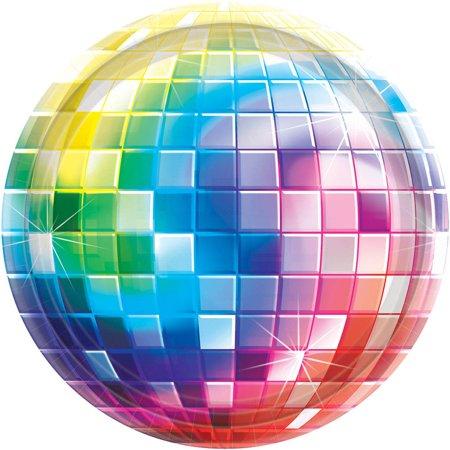 pratos disco fever 26.5cm