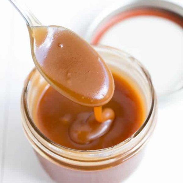 crocante de caramelo