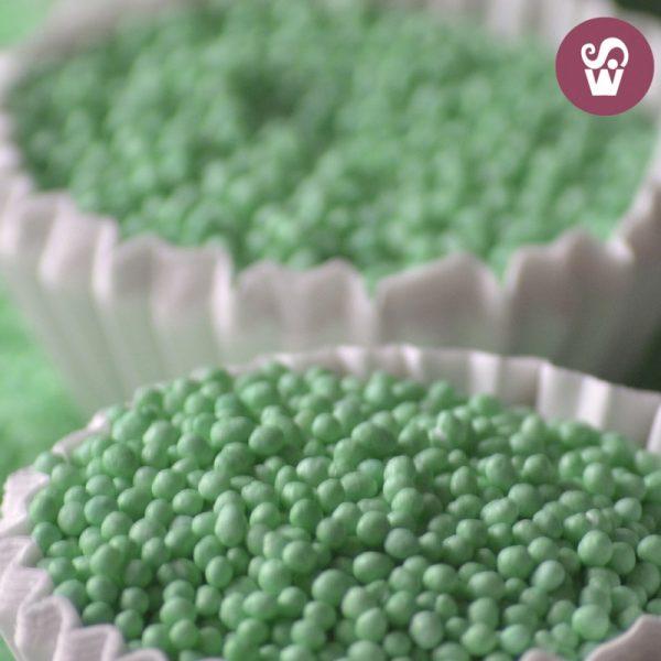 missangas verde