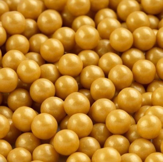 perolas ouro