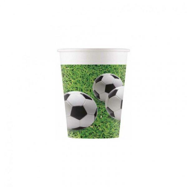 copos futebol 200 ml