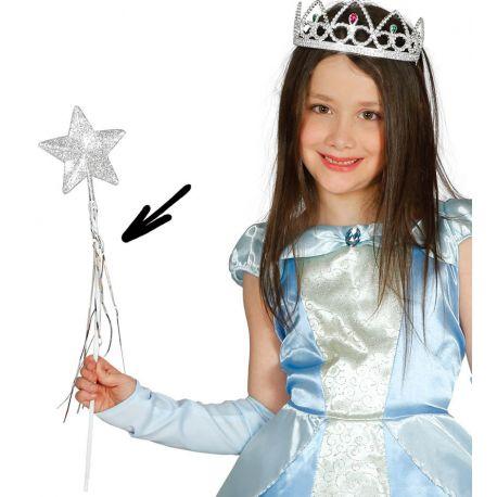 varinha princesa prata