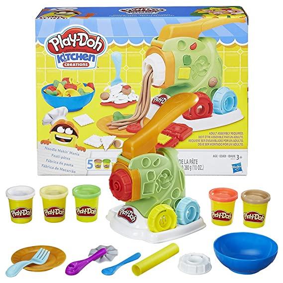 play doh noodle creativo