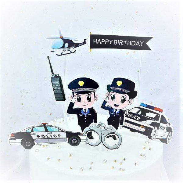 topper cops 283786469416