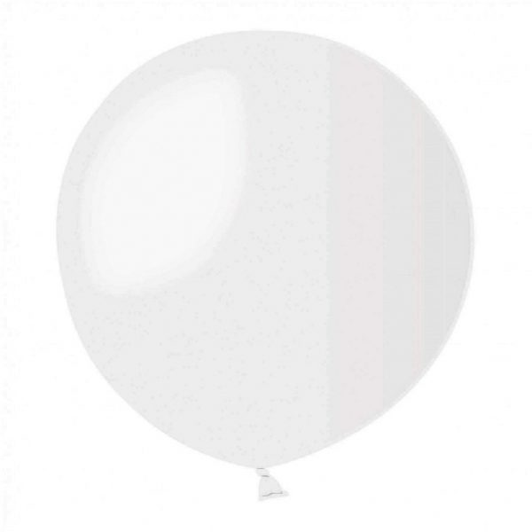 baloes brancos 40cm